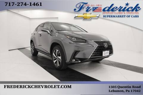 2018 Lexus NX 300 for sale at Lancaster Pre-Owned in Lancaster PA