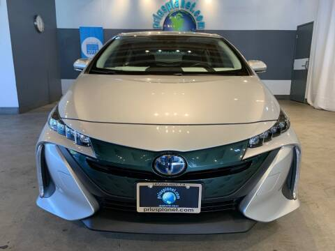 2017 Toyota Prius Prime for sale at PRIUS PLANET in Laguna Hills CA