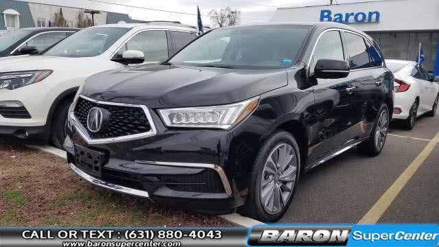 2018 Acura MDX for sale at Baron Super Center in Patchogue NY