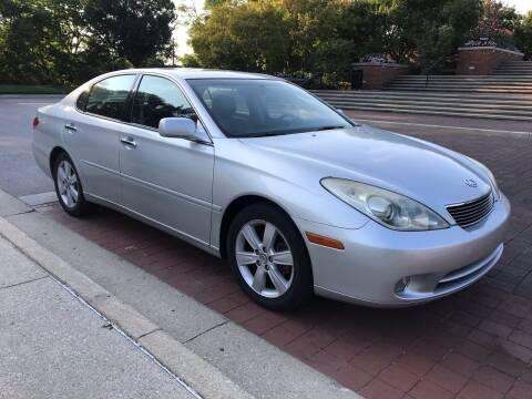 2005 Lexus ES 330 for sale at Third Avenue Motors Inc. in Carmel IN