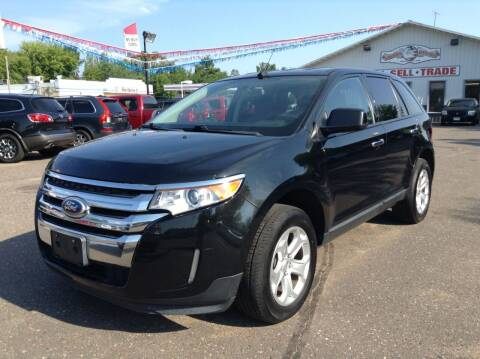2011 Ford Edge for sale at Steves Auto Sales in Cambridge MN