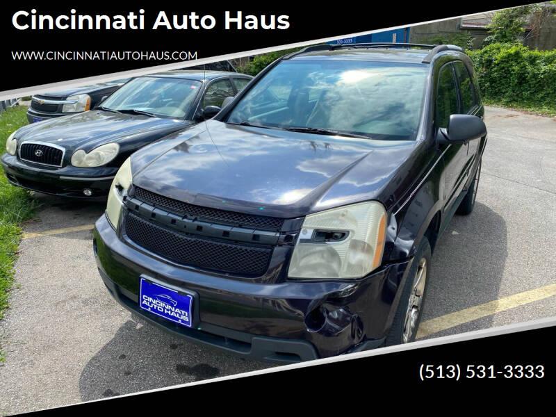 2007 Chevrolet Equinox for sale at Cincinnati Auto Haus in Cincinnati OH