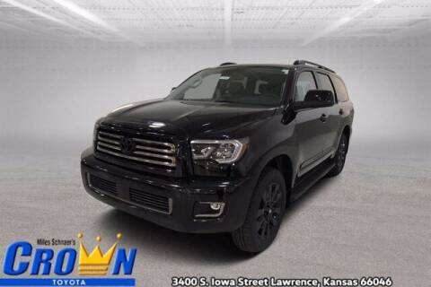 2021 Toyota Sequoia for sale at Crown Automotive of Lawrence Kansas in Lawrence KS
