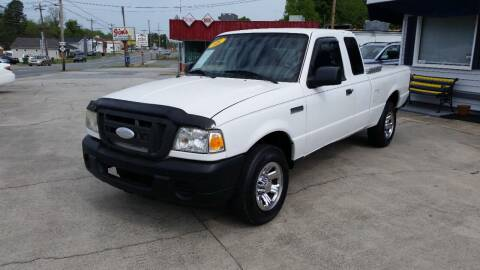 2008 Ford Ranger for sale at West Elm Motors in Graham NC