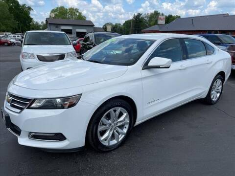 2020 Chevrolet Impala for sale at HUFF AUTO GROUP in Jackson MI