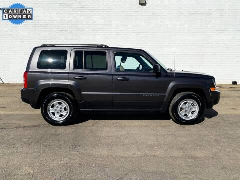 2016 Jeep Patriot for sale at Smart Chevrolet in Madison NC