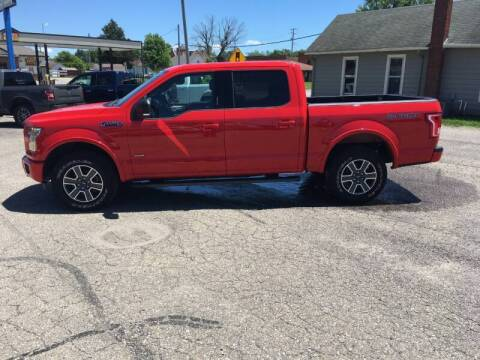 2016 Ford F-150 for sale at Albia Motor Co in Albia IA