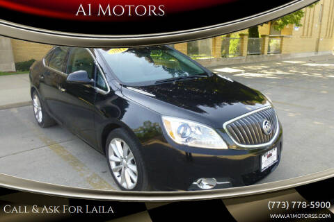 2012 Buick Verano for sale at A1 Motors Inc in Chicago IL