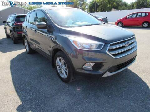 2017 Ford Escape for sale at TWIN RIVERS CHRYSLER JEEP DODGE RAM in Beatrice NE