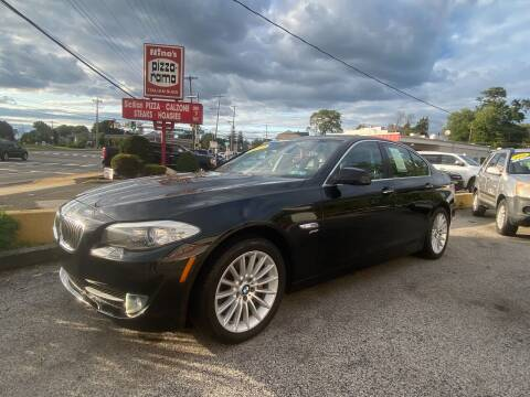 2011 BMW 5 Series for sale at Autobahn Motor Group in Willow Grove PA