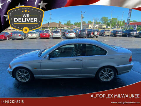 2002 BMW 3 Series for sale at Autoplex 2 in Milwaukee WI