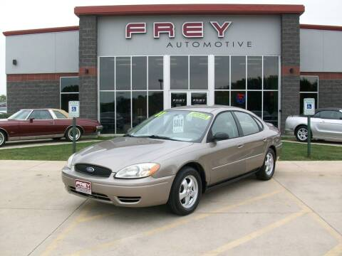 2007 Ford Taurus for sale at Frey Automotive in Muskego WI