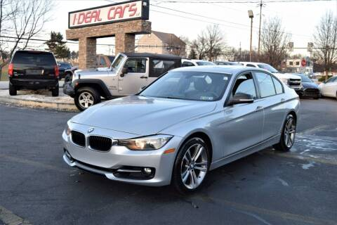 2014 BMW 3 Series for sale at I-DEAL CARS in Camp Hill PA