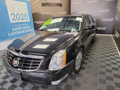 2011 Cadillac DTS for sale at X Drive Auto Sales Inc. in Dearborn Heights MI