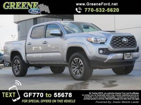 2020 Toyota Tacoma for sale at NMI in Atlanta GA