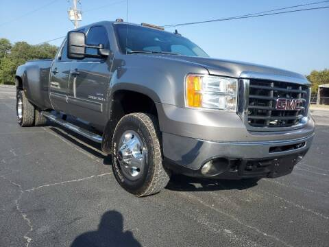 2008 GMC Sierra 3500HD for sale at Thornhill Motor Company in Lake Worth TX
