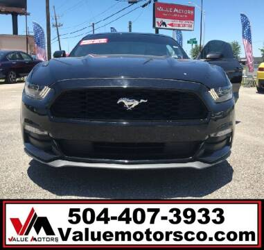2017 Ford Mustang for sale at Value Motors Company in Marrero LA