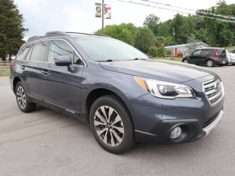 2017 Subaru Outback for sale at Viles Automotive in Knoxville TN
