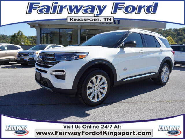 2021 Ford Explorer for sale at Fairway Volkswagen in Kingsport TN