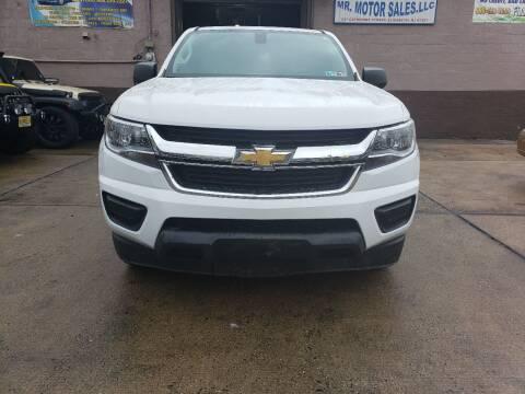 2015 Chevrolet Colorado for sale at Mr. Motorsales in Elizabeth NJ