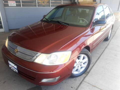 2001 Toyota Avalon for sale at Car Planet Inc. in Milwaukee WI