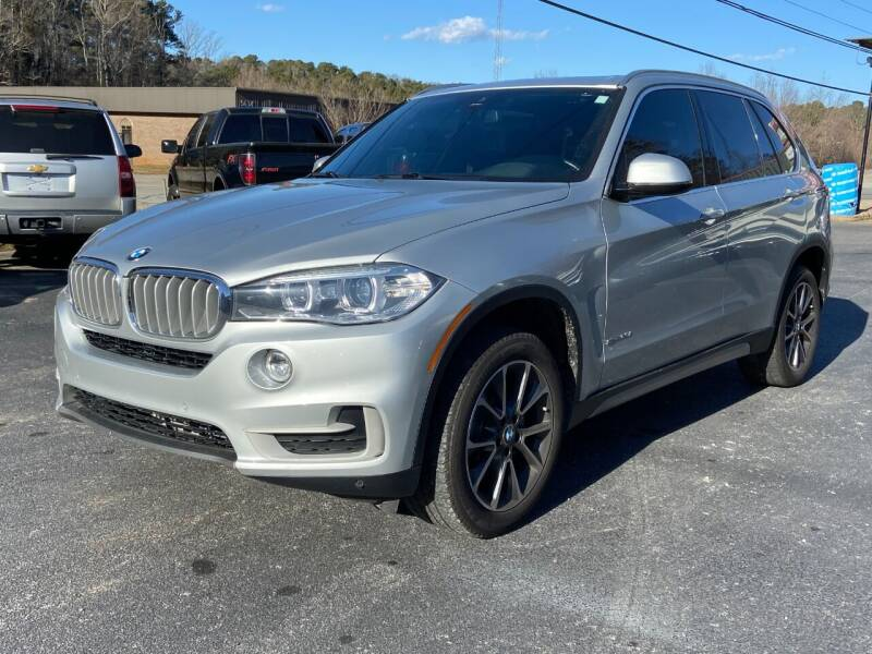 2018 BMW X5 for sale at Luxury Auto Innovations in Flowery Branch GA