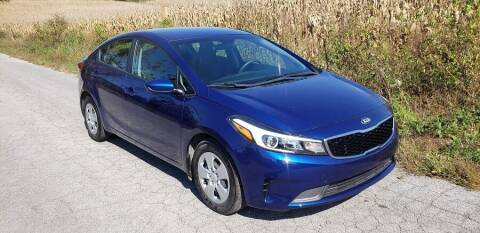 2017 Kia Forte for sale at South Kentucky Auto Sales Inc in Somerset KY