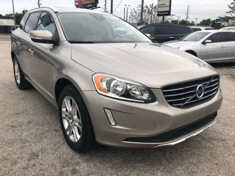 2014 Volvo XC60 for sale at Marvin Motors in Kissimmee FL