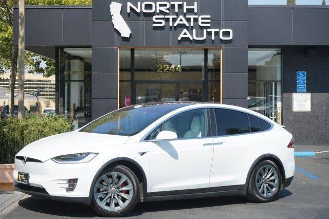 2018 Tesla Model X for sale in Walnut Creek, CA
