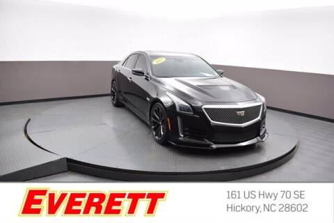 2017 Cadillac CTS-V for sale at Everett Chevrolet Buick GMC in Hickory NC
