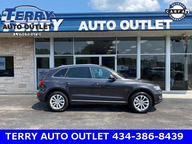 2015 Audi Q5 for sale at Terry Auto Outlet in Lynchburg VA