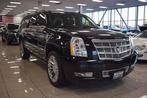 2013 Cadillac Escalade ESV for sale at Legend Auto in Sacramento CA
