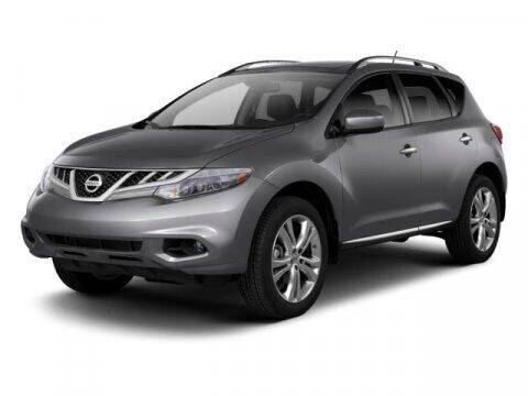2010 Nissan Murano for sale at Griffin Buick GMC in Monroe NC