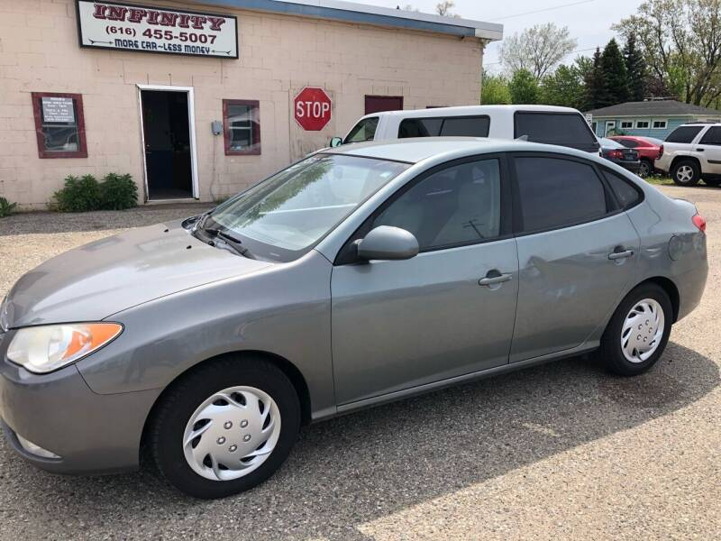 2010 Hyundai Elantra for sale at Infinity Auto Group in Grand Rapids MI