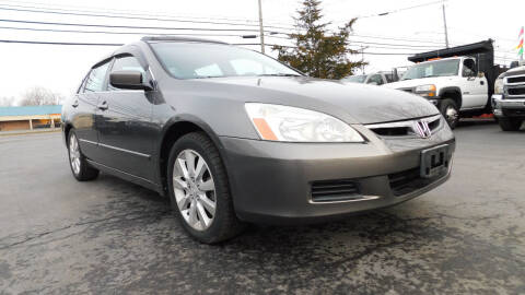 2006 Honda Accord for sale at Action Automotive Service LLC in Hudson NY