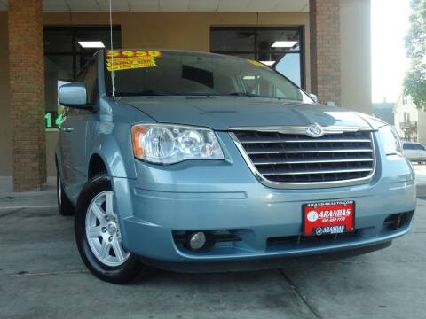 2010 Chrysler Town and Country for sale at Arandas Auto Sales in Milwaukee WI