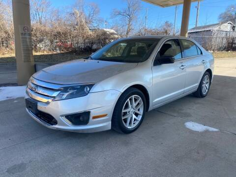 2012 Ford Fusion for sale at Xtreme Auto Mart LLC in Kansas City MO
