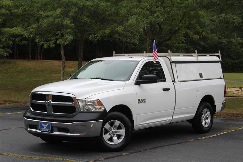 2018 RAM Ram Pickup 1500 for sale at Quality Auto in Manassas VA