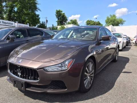 2015 Maserati Ghibli for sale at Bay Motors Inc in Baltimore MD
