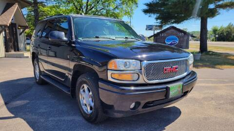 2005 GMC Yukon for sale at Shores Auto in Lakeland Shores MN