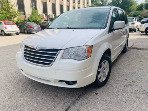 2008 Chrysler Town and Country for sale at Quality Auto Sales And Service Inc in Westchester IL