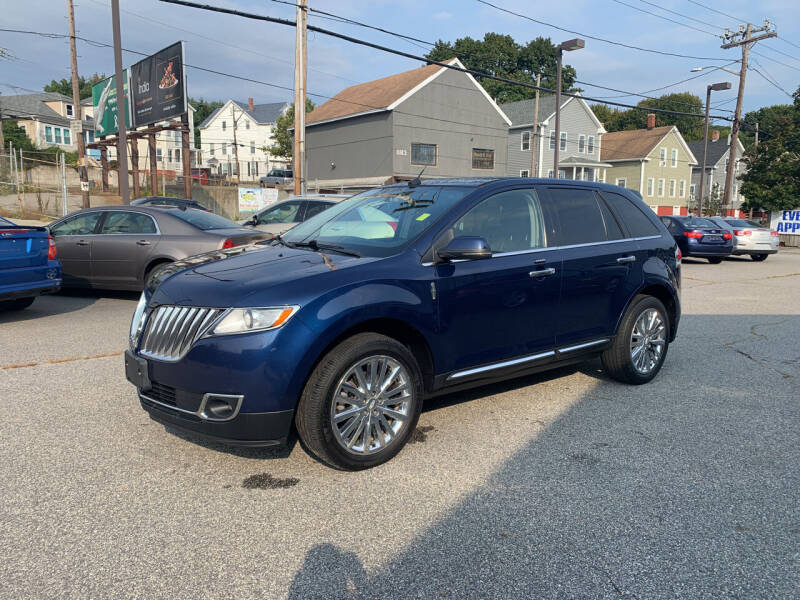 2012 Lincoln MKX for sale at Capital Auto Sales in Providence RI