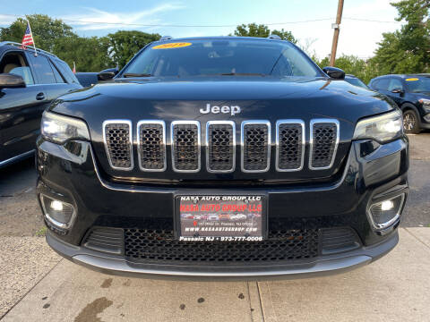 2019 Jeep Cherokee for sale at Nasa Auto Group LLC in Passaic NJ