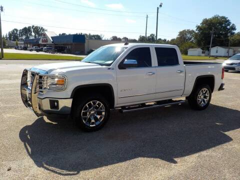 2014 GMC Sierra 1500 for sale at Young's Motor Company Inc. in Benson NC