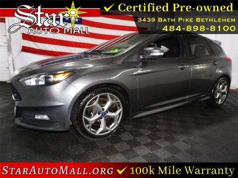 2015 Ford Focus for sale at STAR AUTO MALL 512 in Bethlehem PA