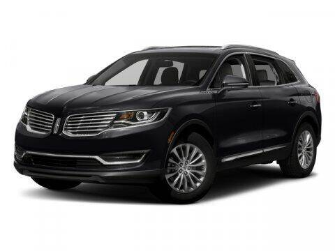 2018 Lincoln MKX for sale at Hawk Ford of St. Charles in St Charles IL
