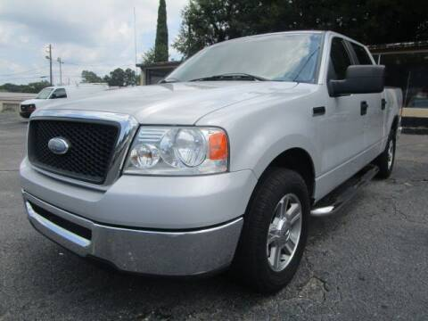 2008 Ford F-150 for sale at Lewis Page Auto Brokers in Gainesville GA