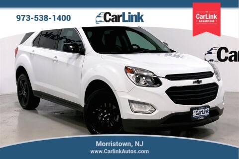 2017 Chevrolet Equinox for sale at CarLink in Morristown NJ