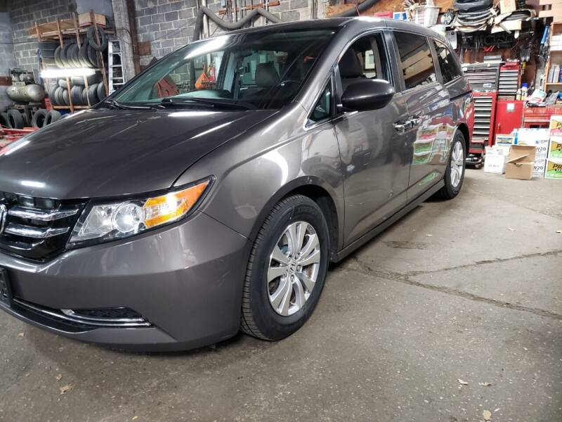 2016 Honda Odyssey for sale at A & R Auto Sales in Brooklyn NY