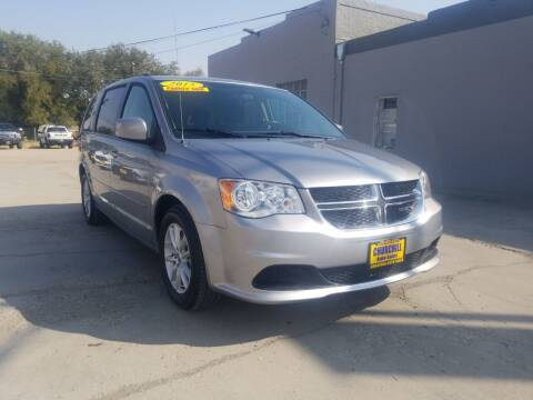2015 Dodge Grand Caravan for sale at CHURCHILL AUTO SALES in Fallon NV